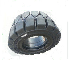 TOYOTA / Linde Quick Solid Pneumatic Forklift Tires 23x10x12 23x10-12 For Warehouse Trucks