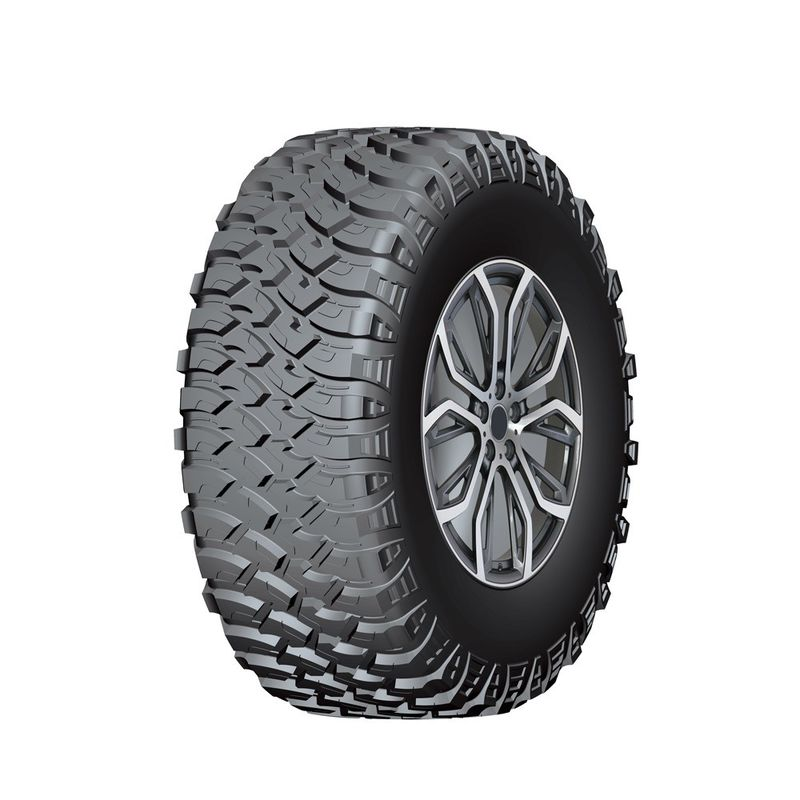 Tubeless Heavy Dump Truck Tires / Anti Skid Commercial Truck For Winter Snow